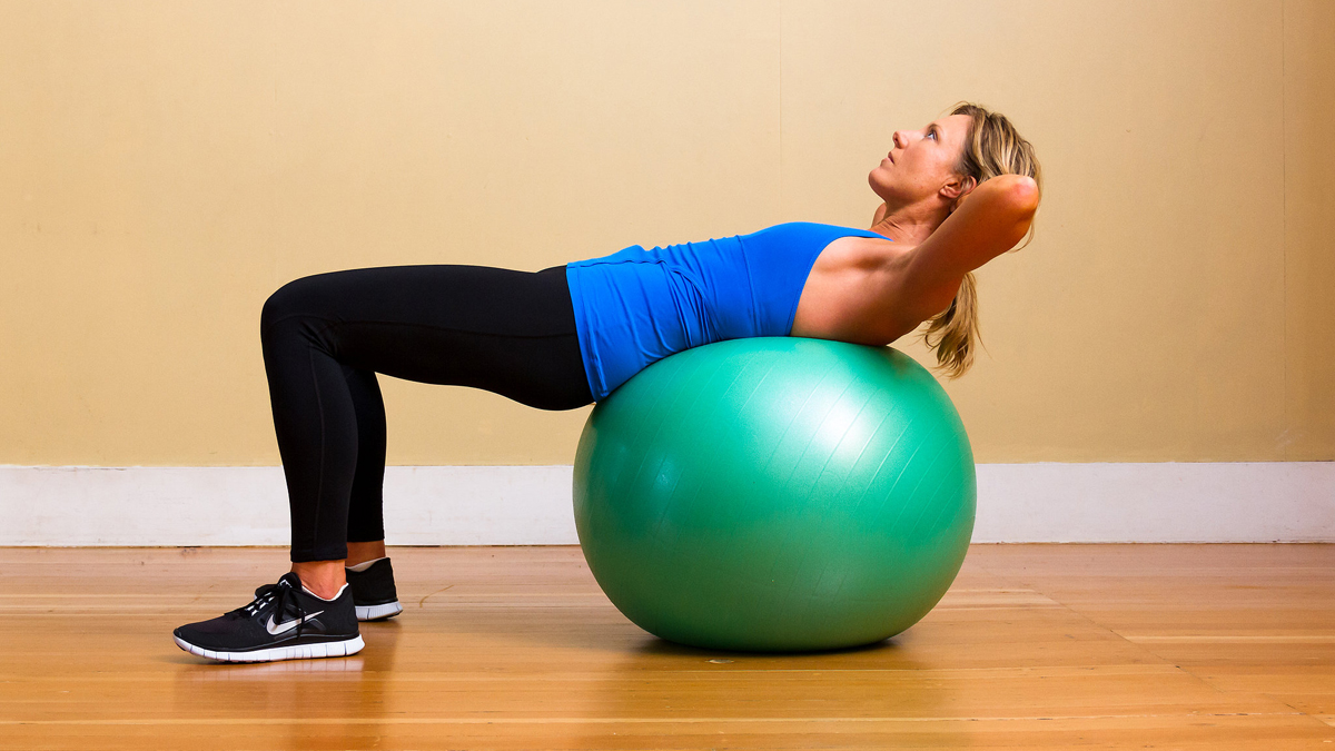 Starting an Exercise Ball Program