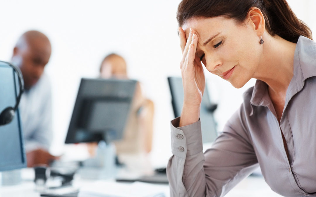 Could My Back Pain be Caused by Stress?